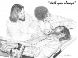 Jesus dentist