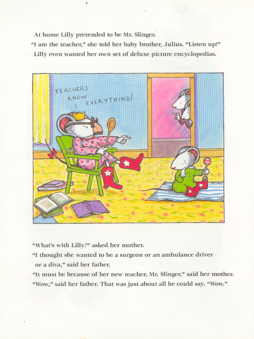 The Formal Inventiveness of Kids' Picture Books » Ben Towle ...